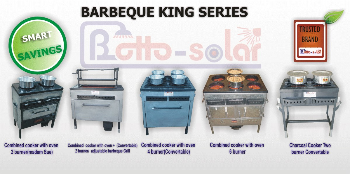 Barbecue King Series