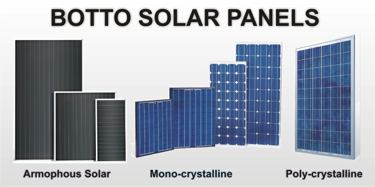 Botto Solar Panels